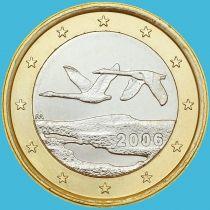 Финляндия 1 евро 2006 год. М.