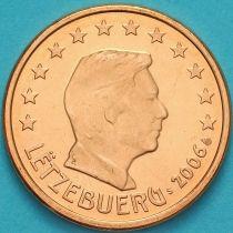 Люксембург 5 евроцентов 2006 год. S