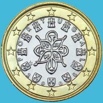 Португалия 1 евро 2006 год.
