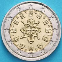 Португалия 2 евро 2002 год.