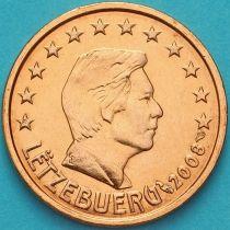 Люксембург 2 евроцента 2008 год. F