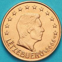 Люксембург 5 евроцентов 2008 год. F