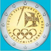Португалия 2 евро 2021 год. Олимпийские игры в Токио