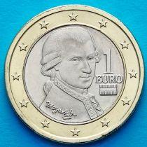 Австрия 1 евро 2019 год.  На монете есть дата 2019 г.