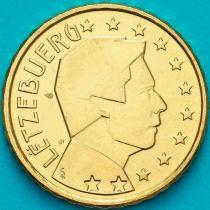 Люксембург 50 евроцентов 2005 год. S. На монете есть дата 2005