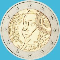 Франция 2 евро 2015 год. Фестиваль Федерации