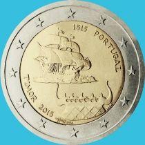 Португалия 2 евро 2015 год. Тимор.