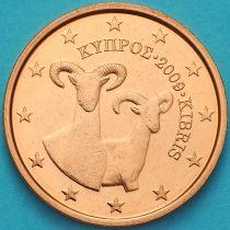 Кипр 2 евроцента 2009 год.