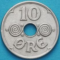 Фарерские острова 10 эре 1941 год. №2