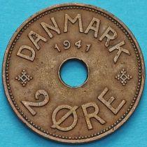 Фарерские острова 2 эре 1941 год. №1