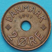 Фарерские острова 2 эре 1941 год. №3