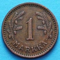 Финляндия 1 марка 1943 год.