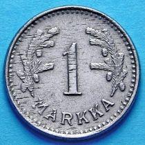 Финляндия 1 марка 1943-1952 год.