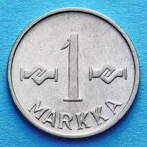 Финляндия 1 марка 1953-1962 год.