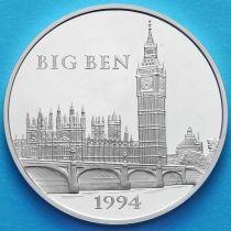Франция 100 франков (15 экю) 1994 год. Серебро.