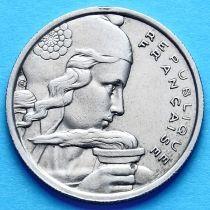 Франция 100 франков 1954-1956 год. МД Бомон-ле-Роже.