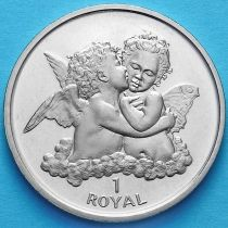 Гибралтар 1 роял 1998 год. Ангелы.
