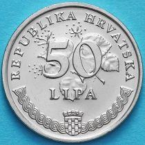 Хорватия 50 лип 1993 год.