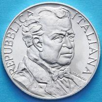 Италия 1000 лир 1995 год. Пьетро Масканьи. Серебро.