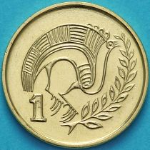 Кипр 1 цент 1998 год.