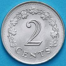 Мальта 2 цента 1982 год. Пентесилея.