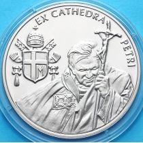 Мальтийский орден 10 лир 2005 г. В соборе Святого Петра
