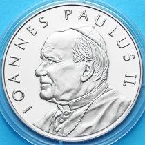 Мальтийский орден 10 лир 2005 г. Иоанн Павел II