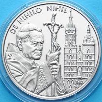 Мальтийский орден 10 лир 2005 г. Из ничего ничего не происходит