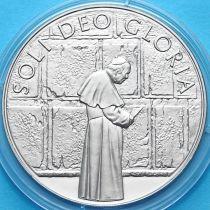 Мальтийский орден 10 лир 2005 г. У Стены Плача