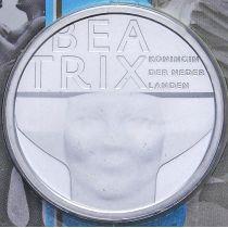 Нидерланды 5 евро 2012 год. Королева Беатрикс.
