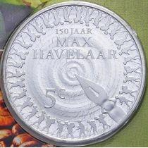 Нидерланды 5 евро 2010 год. Макс Хавелар