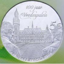 Нидерланды 5 евро 2013 год. Дворец мира