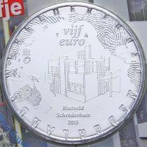 Нидерланды 5 евро 2013 год. Дом Шредер