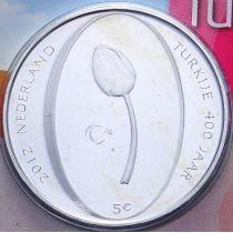 Нидерланды 5 евро 2012 год. Нидерланды и Турция