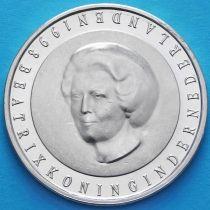 Нидерланды 50 гульденов 1998 год. Мюнстерский договор. Серебро.