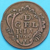 Нидерланды, Провинция Гелдерланд 1 дуит 1766 год.