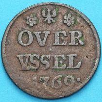 Нидерланды, Провинция Оверэйсел 1 дуит 1769 год.