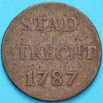Нидерланды, Утрехт 1 дуит 1787 год.