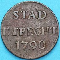 Нидерланды, Утрехт 1 дуит 1790 год.