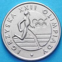 Польша 20 злотых 1980 год. Олимпиада.