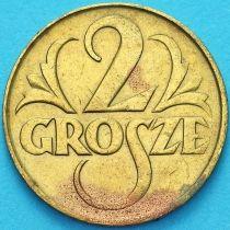Польша 2 гроша 1923год. №2
