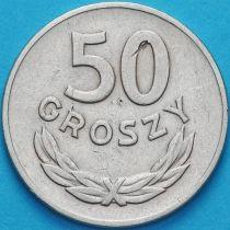 Польша 50 грошей 1949 год.