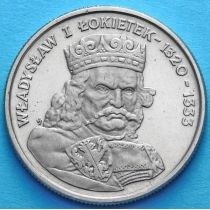 Польша 100 злотых 1986 год. Король Владислав I Локоток