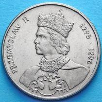 Польша 100 злотых 1985 год. Король Пржемыслав II.