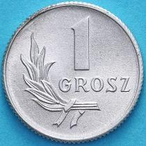 Польша 1 грош 1949 год.