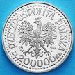Польша 200000 злотых 1994 год. Битва под Монте-Кассино. Серебро.