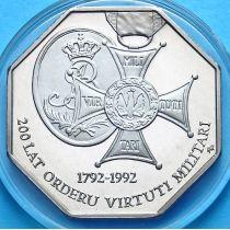Польша 50000 злотых 1992 год. Ордену Виртути 200 лет.