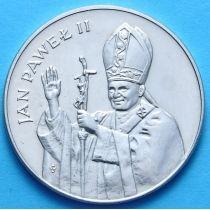 Польша 10000 злотых 1987 год. Иоанн ПАВЕЛ ll.