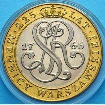 Польша 20000 злотых 1991 год. 225 лет Монетному двору