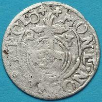 Польша монета полторак (1,5 грошей) 1623 год.